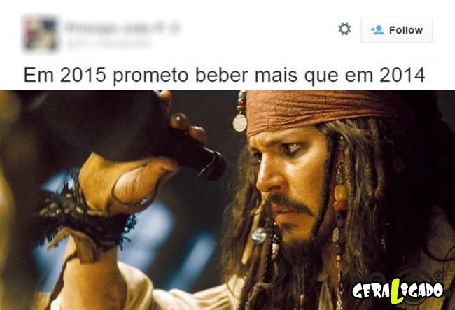 As promessas  da internet mais engraçadas para 2015!8