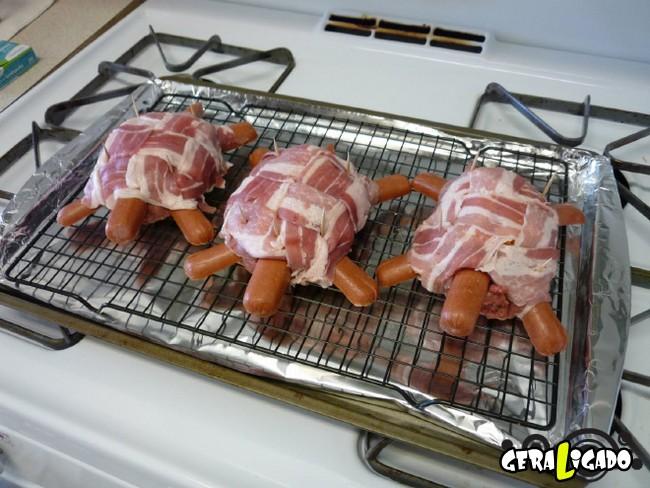 Coisas bizarras feitas com carne11