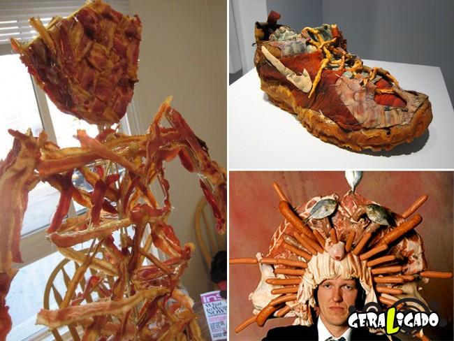 Coisas bizarras feitas com carne12