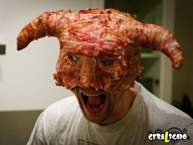 Coisas bizarras feitas com carne2