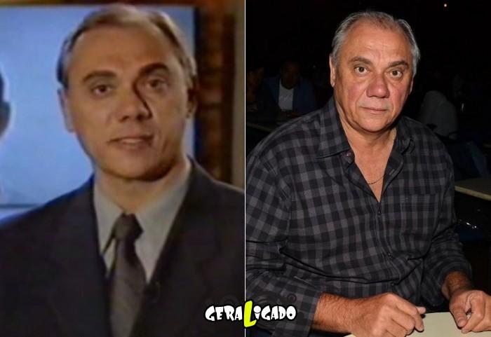 Confira o antes e depois dos apresentadores de TV1