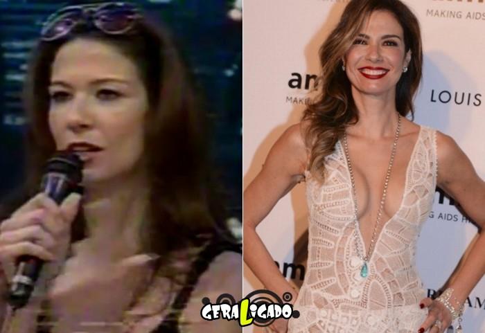 Confira o antes e depois dos apresentadores de TV14