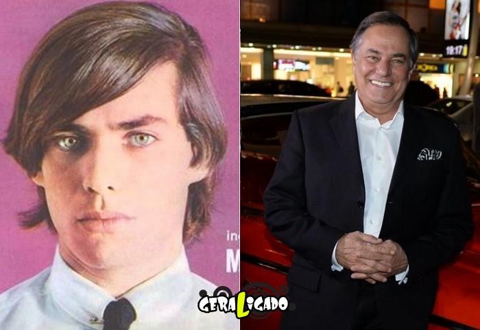 Confira o antes e depois dos apresentadores de TV15