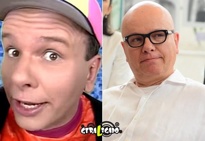 Confira o antes e depois dos apresentadores de TV17