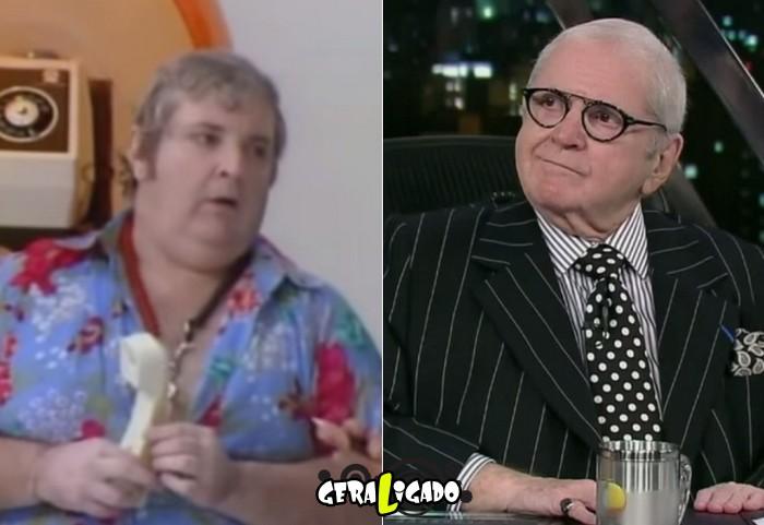 Confira o antes e depois dos apresentadores de TV2