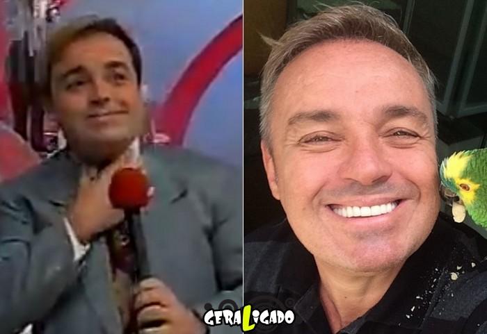 Confira o antes e depois dos apresentadores de TV3