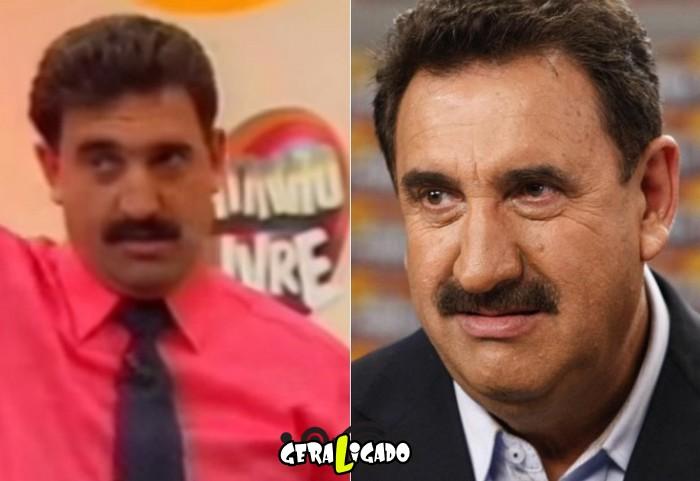 Confira o antes e depois dos apresentadores de TV5