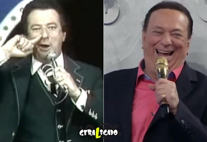 Confira o antes e depois dos apresentadores de TV6