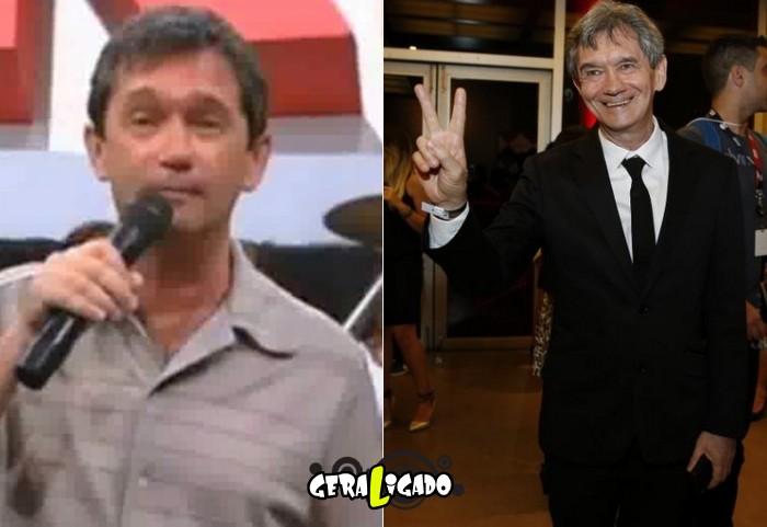 Confira o antes e depois dos apresentadores de TV7