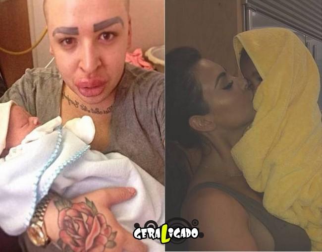 Homem gasta mais de R$ 420 mil para ficar parecido com Kim Kardashian7