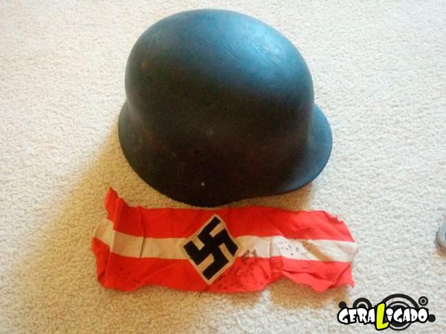 Relíquias da Segunda Guerra Mundial