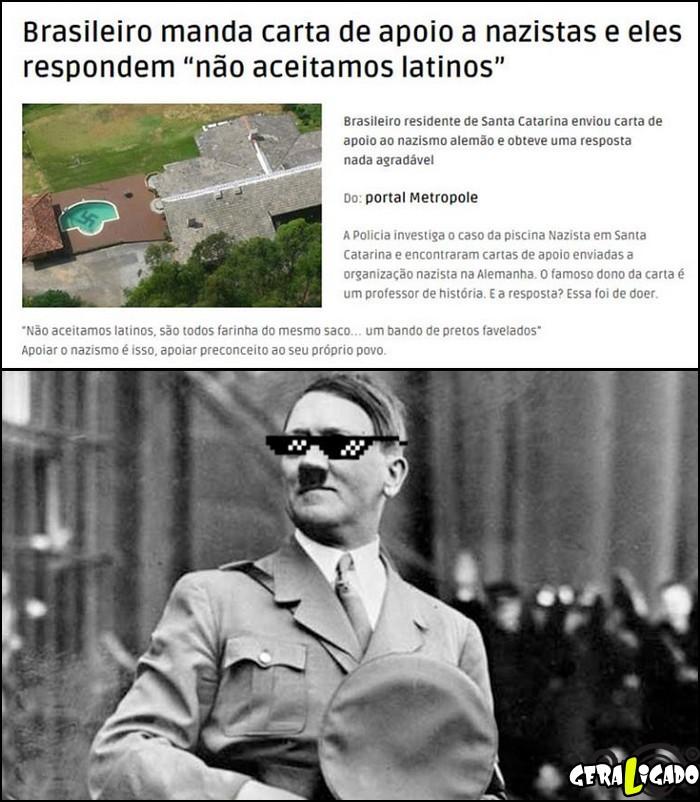 2 Carta de apoio aos nazistas