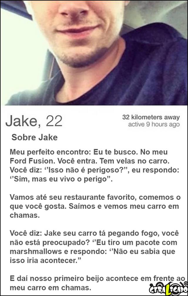 3 Jake, o transão!