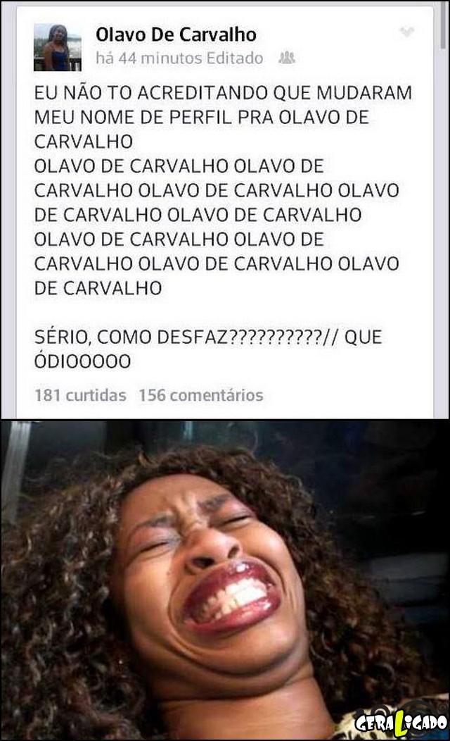 4 Prazer sou Olavo de Carvalho