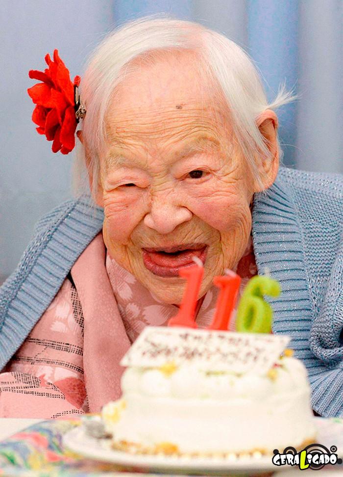 As  mulheres mais velhas do mundo1,