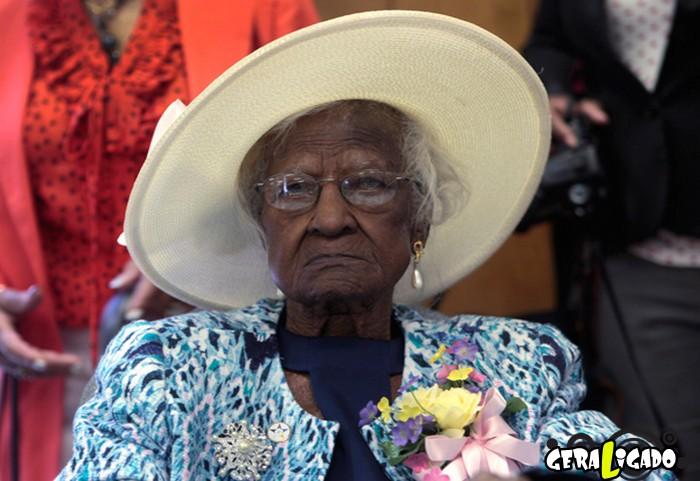As  mulheres mais velhas do mundo6