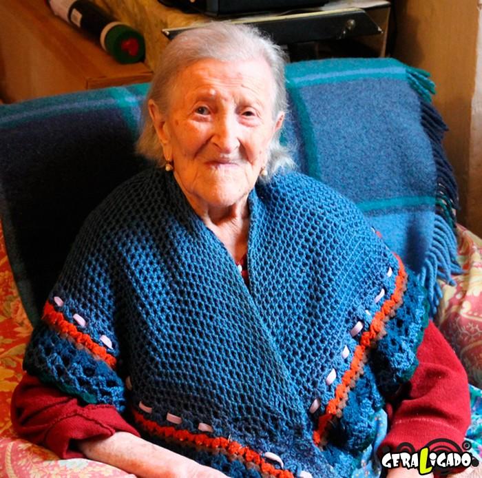 As  mulheres mais velhas do mundo9