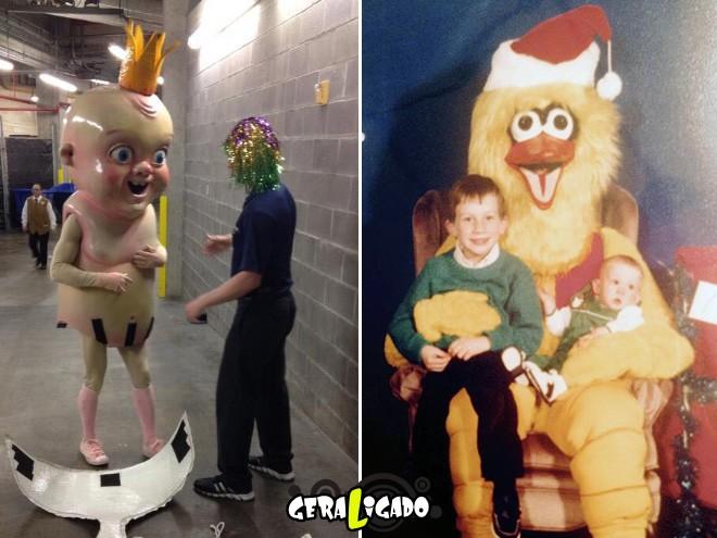 Os Mascotes mais assustadores você va viu13