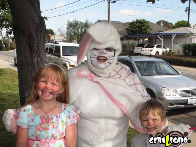 Os Mascotes mais assustadores você va viu7