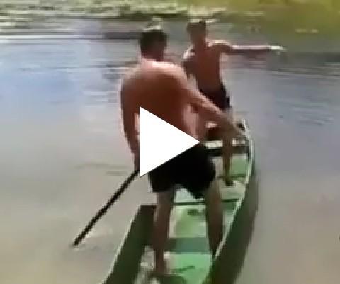 Não balança o Barco não doido