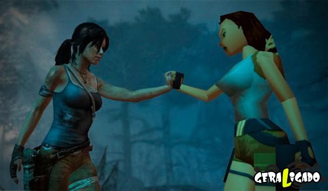 Personagesn de Video Game Antes e agora10