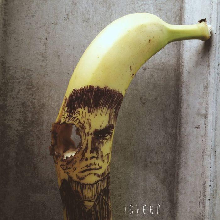Transformando bananas em artes6