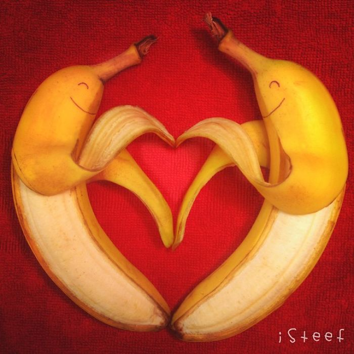 Transformando bananas em artes8