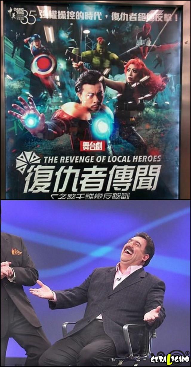 1 Os Chineses copiam tudo