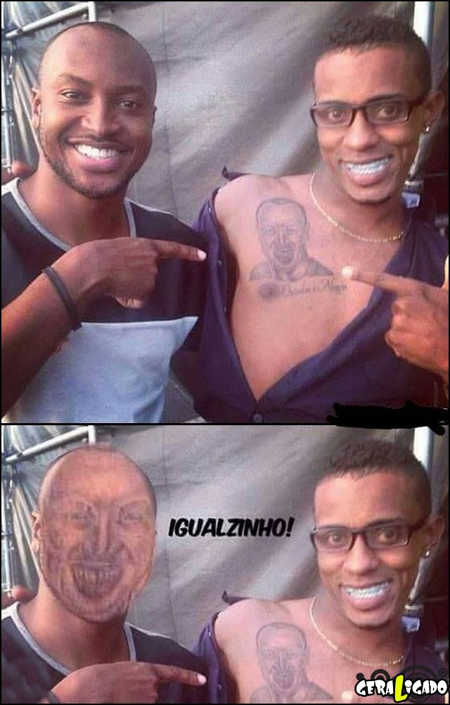 4 Tatuagem ultra realista