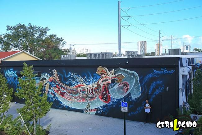 Anatomia vira  arte de rua4