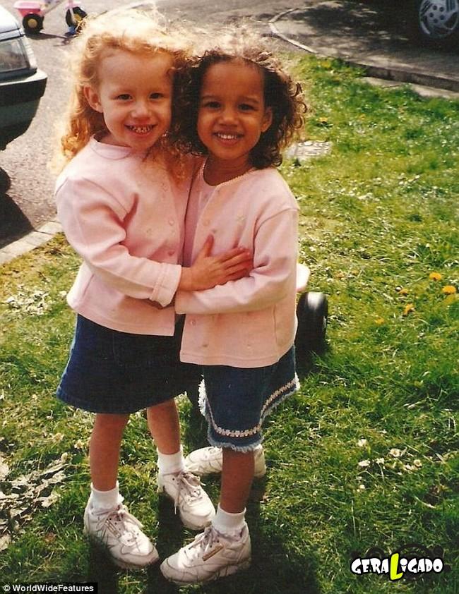 As Irmãs Gêmeas mais diferente do mundo4