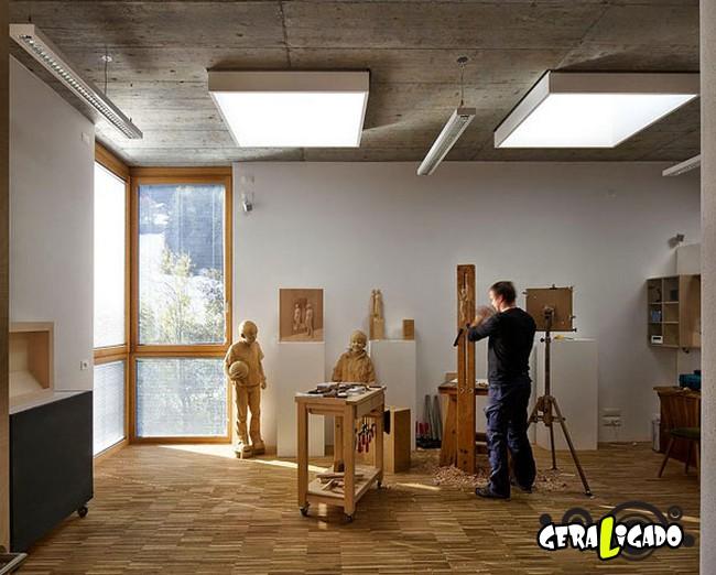 Esculturas de madeira ultra realistas de Peter Demetz12