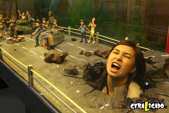 Museu 3D faz com que os visitantes participem das obras de arte4