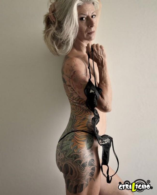 Quem disse que tatuagem é só para jovens12