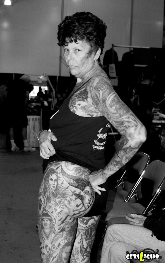 Quem disse que tatuagem é só para jovens14