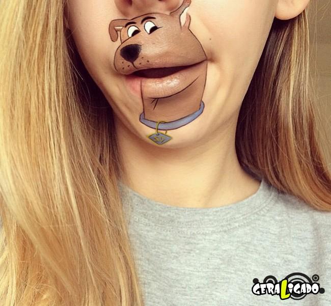 Transformando a boca em cartoons3
