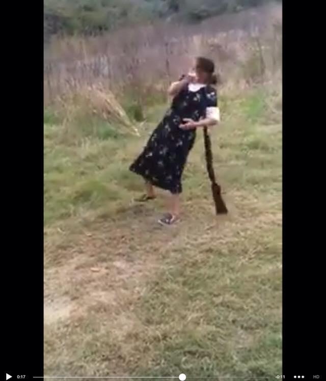 1 ensinando a sogra a atirar