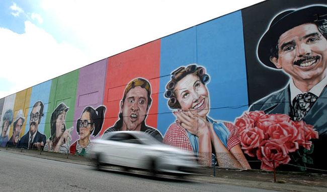 A melhor arte de rua que você ja viu.1