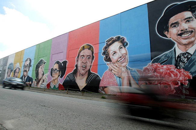 A melhor arte de rua que você ja viu.2