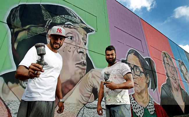 A melhor arte de rua que você ja viu.4