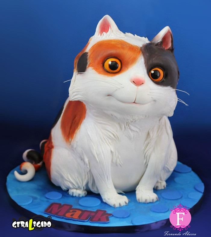 Cupcakes inspirados em algumas animações11