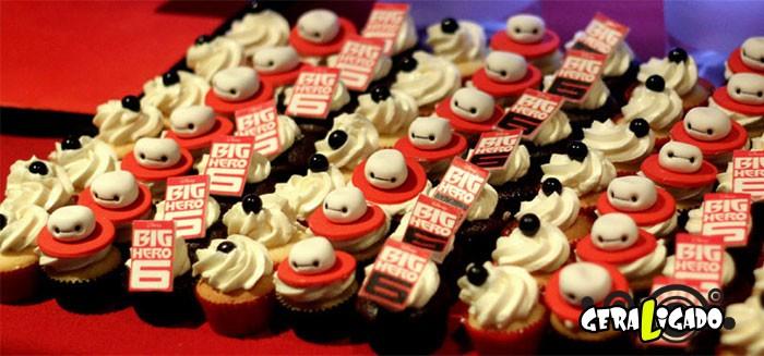 Cupcakes inspirados em algumas animações4