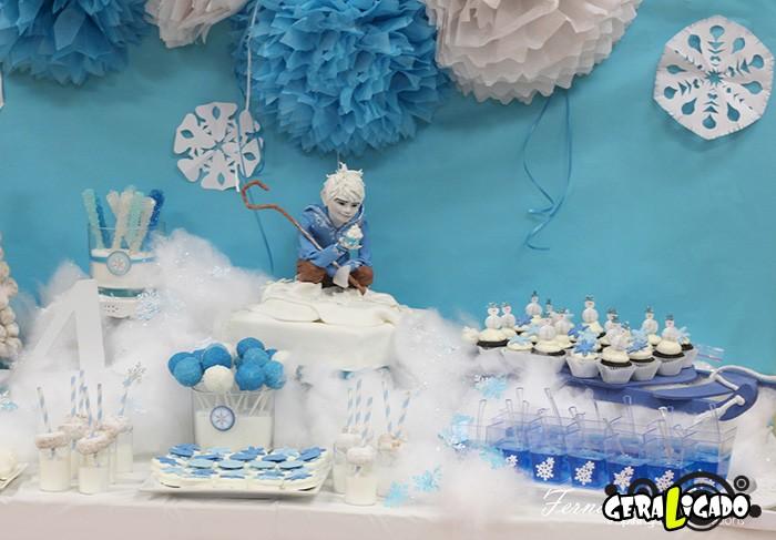 Cupcakes inspirados em algumas animações5