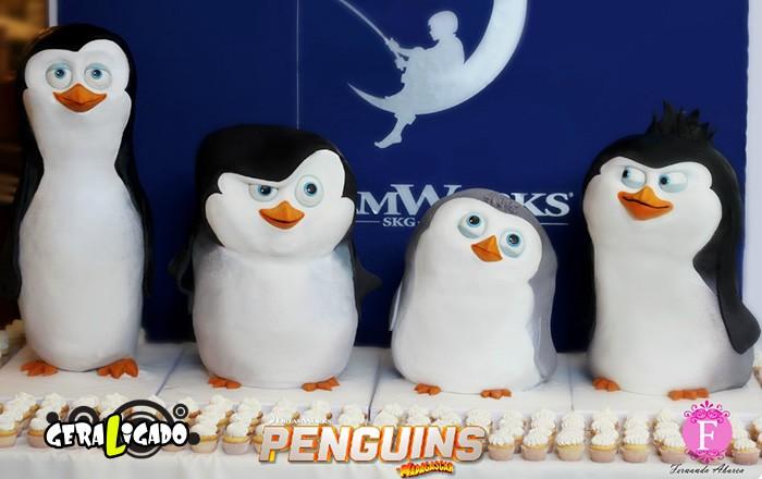 Cupcakes inspirados em algumas animações7