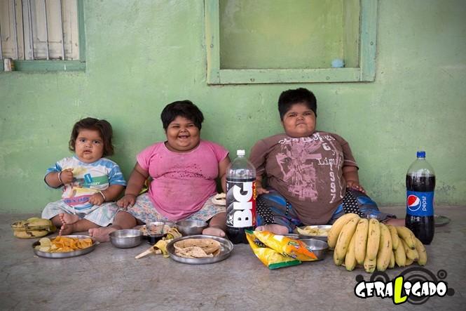 Homem pobre vende o próprio rim para pagar tratamento para filhos obesos2