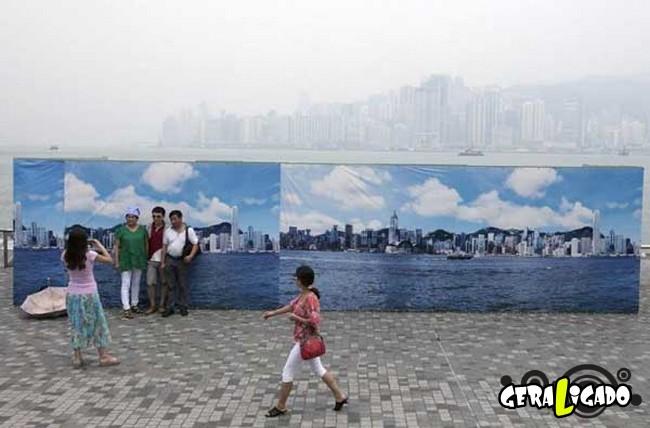 Imagens de cortar o coração mostram a devastação humana ao meio ambiente18