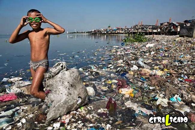 Imagens de cortar o coração mostram a devastação humana ao meio ambiente19