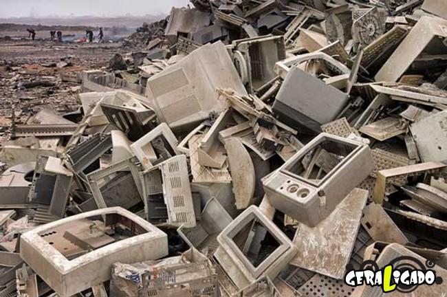 Imagens de cortar o coração mostram a devastação humana ao meio ambiente26