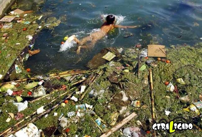 Imagens de cortar o coração mostram a devastação humana ao meio ambiente9