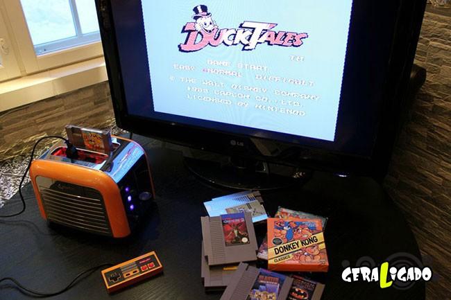 Um belo Nintendo personalizado4